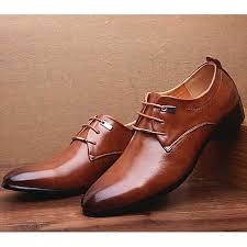 mens formal oxford shoe