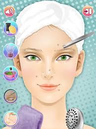makeup salon s games screenshot 3