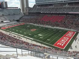 Ohio Stadium Seating Chart With Rows Ohio Stadium Section 14c Rateyourseats Com