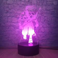 Wow Thumbs Light Up World Of Warcraft 3d Led Table Lamp Wow Game Grom Hellscream Figure Kids Room Decor Children Birthday Gift Atmosphere Nightlight