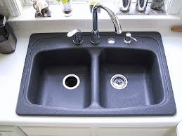 how to clean black granite sink. Haze On Your Black Granite Composite Sink Regular Basis Clean The With Dish Washing Detergent Dawn For Water Spots Use White Vinegar And To How