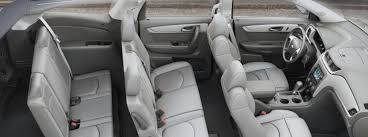 2017 Chevrolet Traverse Seats And Materials | GM Authority