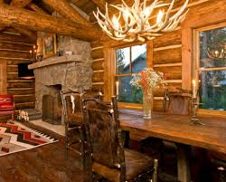 Log Cabin Homes Interior - Log home pictures interior