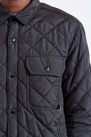 CPO Russo Quilted Shirt Jacket - Urban Outfitters | wardrobe ... & CPO Russo Quilted Shirt Jacket - Urban Outfitters Adamdwight.com