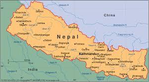 mapa de nepal antiguedades pinterest turismo, nepal and search Nepal India Map mapa de nepal · travel mapsasia travelindia nepal india border map