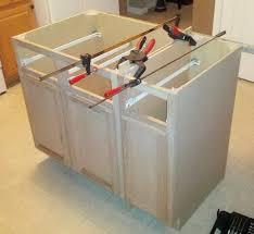 build kitchen island sink: do it yourself kitchen island installation