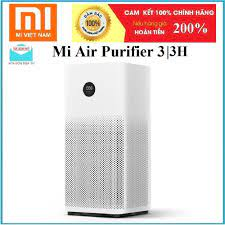 Máy lọc không khí Xiaomi Gen 3 / 3H Air Purifier - Bảo hành 12 tháng tại  TP. Hồ Chí Minh