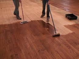 each hardwood floor