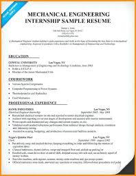 Internship Resume Format Joefitnessstore Com