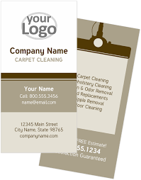 carpet cleaning business cards youprint com carpet cleaning business cards