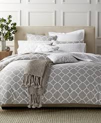 charter club sheets macys charter club damask designs geometric dove bedding collection
