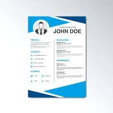 Photoshop Resume Template Free Free Resume Design Templates ...
