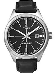 amazon co uk mid season up to 75% off watches timex original men s watch t2n402zb black dial black strap