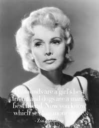 Zsa Zsa Gabor Quotes Gorgeous 48 Life Lessons From The OG Queen Of Glamour Zsa Zsa Gabor