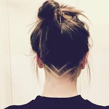 Girl Fade Designs 28 Bold Shaved Hairstyles For Women Shaved Hair Designs