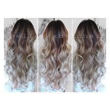 melts to a true to definition ash toned balayage balayage ombre ver  ffentlicht auf with define ombre color.