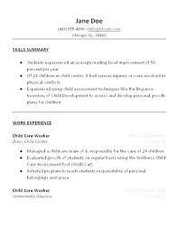 Samples Of Resumes For Jobs. Resume Of Job Job Application Resume ...