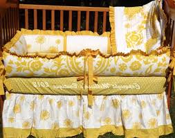custom you are my sunshine yellow white 4 piece for you are my sunshine baby bedding