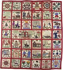 slavery | Michele Beller & ... Reconciliation Quilt 1867 Adamdwight.com