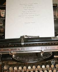Typé Citation Langston Hughes Citation Machine à écrire Citation Tapé Papier Machine à écrire La Poésie Tapé Sur Papier à La Main Tapé