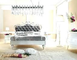 antique crystal chandeliers bedroom