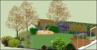 Small Picture Perfect 3d Garden Design Of Formal Chinese With Pavilion Hedge