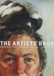 portrait artists australia celebrates 10 year anniversary with launch of their book