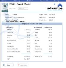 Payroll Invoice Best Advantos ERP Documentation