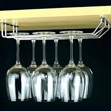 hanging glass rack for bar bar glass rack holders for bars 1 3 row stainless steel hanging glass rack for bar