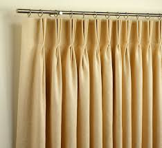 curtain curtains with attractive colors with aluminum hangers look harmonious with the color of the