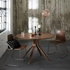 john lewis radar 6 seater round dining table walnut john lewis round walnut dining table and 6 chairs