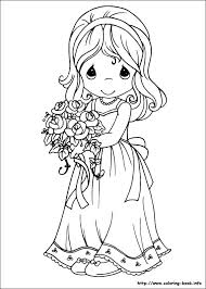 Index Coloring Pages Precious Moments First Communion For Kids