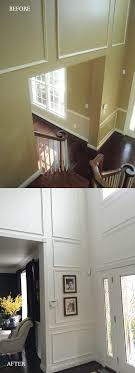 Tall Wainscoting remodelaholic beginner tips and tricks for installing trim 7168 by xevi.us