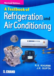 Pdf Textbook Of Refrigeration And Air Conditioning By R S