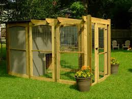 homemade dog kennels 2. How To Build A Dog Run With Attached Doghouse Homemade Kennels 2 L