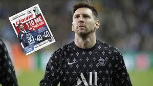 Messi's salary at PSG revealed but PSG refute claim