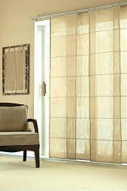 s sliding glass door covering ideas blinds