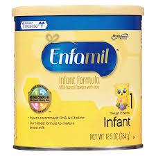 Enfamil Premium Infant Formula Powder Makes 90 Ounces