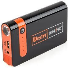 <b>Пусковое устройство Wester</b> Zeus 400 — купить по выгодной ...