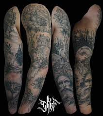 тату в старом осколе Tattoo Studio Black Time