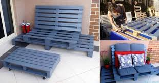 Captivating Pallet Patio Furniture Diy Pallet Patio Furniture Pallet