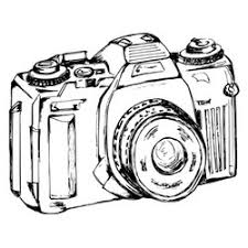 Small Picture Camera coloring pages for adults free to print online