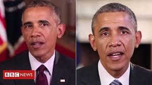 Fake Obama Tool Video Using Created Ai