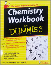 chemistry workbook for dummies amazon co uk peter j mikulecky chemistry workbook for dummies amazon co uk peter j mikulecky katherine brutlag michelle rose gilman brian peterson 9780470251522 books