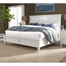 Baldwin Park Cal King Bed, White