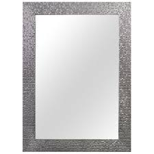 mirror. Home Decorators Collection 24 In. W X 35 L Framed Fog Free Wall Mirror