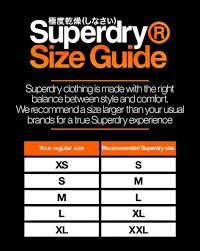 Superdry Windcheater Size Chart Performance Waterproof Shell Hooded Jacket