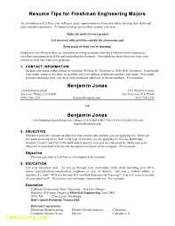 Beautiful College Student Resume Template Best Templates