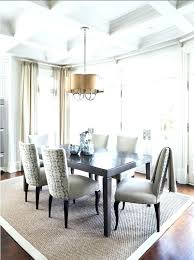 O Contemporary Dining Room Rugs Architecture