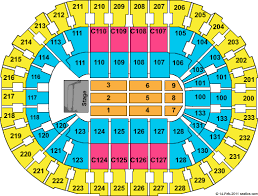 34 Eye Catching Quicken Loans Arena Seating Chart Trans